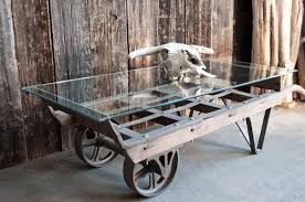 railroad cart coffee table 1895 railroad cart coffee table urban specialty woods