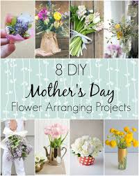 s day flowers gifts 8 diy flower arranging projects for s day wallflower kitchen