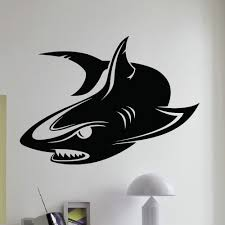 popular shark vinyl plane buy cheap shark vinyl plane lots from wall decal vinyl sticker animal predator shark sea ocean decor china mainland