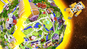 Show Me A Picture Of The World Map by World U0027s Best Minecraft Map Youtube