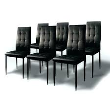 chaise pas cher lot de 6 lot 6 chaises noires maison design lot de 6 chaise pas cher lot de