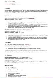 Example Of Pharmacy Technician Resume by Best 25 Resume Format Examples Ideas On Pinterest Resume