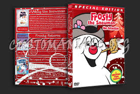 frosty snowman collection dvd cover dvd covers u0026 labels