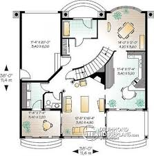 style house floor plans house plan w4819 detail from drummondhouseplans com
