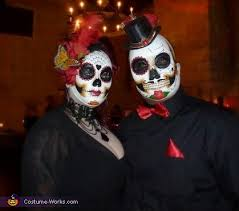 day of dead costume day of the dead costume idea for couples