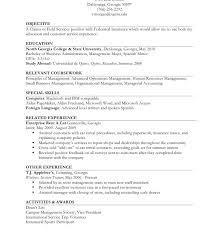 Insurance Experience Resume Download Work Experience Resume Haadyaooverbayresort Com