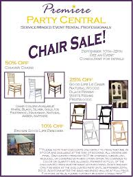 wedding chairs for sale premiere chair sale