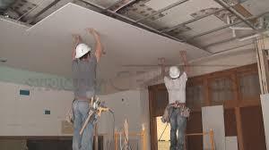 Drop Ceiling Grid by Drywall Suspended Grid Showroom Drywall Suspended Ceiling Grid