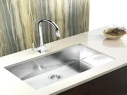 Kitchen Sink Undermount Single Bowl - modern undermount kitchen sink u2013 meetly co