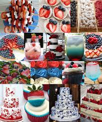 419 best red white and blue wedding theme images on pinterest