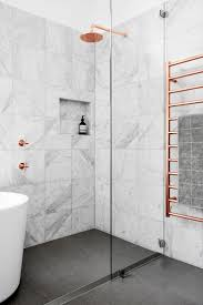 Carrara Marble Bathroom Designs Bathroom Is Marble Good For Showers Light And Bright Colors