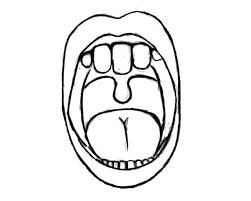 free coloring pages dental hygiene tooth printable teeth brush for