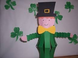 leprechaun craft idea for kids crafts and worksheets for