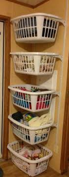 Laundry Room Basket Storage 20 Clever Laundry Room Organization And Storage Ideas 2017