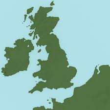 Britain Map Great Britain Map Anglosas Pack Opengameart Org