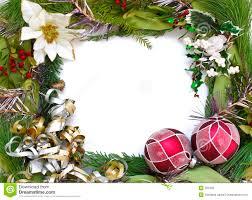 christmas frame royalty free stock photo image 351035