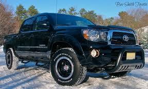 toyota tacoma road wheels oem toyota tacoma trd black 16 inch bead lock wheels 4