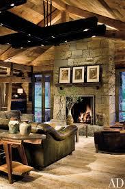 contemporary rustic home decor