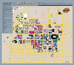 Kansas State University Campus Map by Okstate Map My Blog
