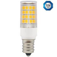 3 pack etl listed 110v 3 5w led e12 light bulb 40w equivalent