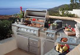 outdoor kitchen furniture galaxy outdoor the all in one outdoor kitchen superstore