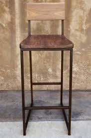 bar stool wood and metal bar stools kitchen counter stools