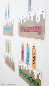 25 best birthday chart classroom ideas on pinterest classroom