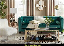 Hollywood Glam Living Room | decorating theme bedrooms maries manor hollywood glam living