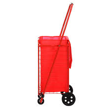 Utility Dolly Home Depot by Red Utility Carts Garage Storage The Home Depot