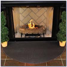 Fireplace Rugs Fireproof Fiberglass Fireplace Hearth Rugs Rugs Home Decorating Ideas