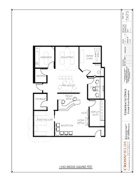open office floor plan examples