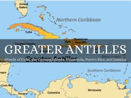Map Of Southern Caribbean by Central America Caribbean By Emily Weir