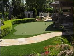 Backyard Putting Green Designs by 17 Best Images About Backyard Golf On Pinterest Outdoor Living