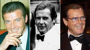 Roger Moore by Roger Moore Dies At 89 Debonair British Actor Played James Bond