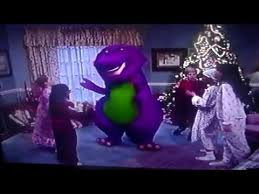 Barney U0026 The Backyard Gang by Barney And The Backyard Gang Intro Waiting For Santa Youtube