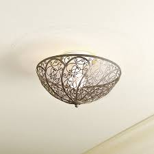 Clip On Ceiling Light Covers Clip On Ceiling Shade Available At Ballarddesigns