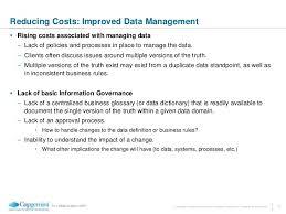 information governance reducing costs and increasing customer satisf u2026