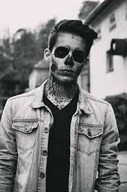 Scary Guy Halloween Costumes Mime Tattoos Halloween Halloween Tattoo