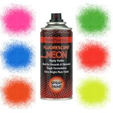 Pale Blue Spray Paint Spray Paint Black White Blue Red Primer Neon Glitter Lacquer Pink