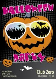 Halloween Party Poster Template How To Create A Halloween Party