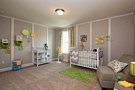 tapis pour chambre garcon tapis pour enfant vert de canals