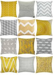 Yellow And Grey Room Best 25 Yellow And Grey Cushions Ideas On Pinterest Diy