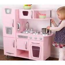 Kidkraft Kitchens Kidkraft Pink Vintage Kitchen 184780 Toys At Sportsman U0027s Guide