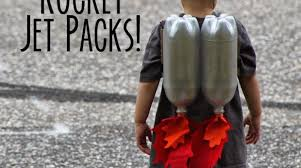 upcycled awesomeness diy soda bottle jet pack for kids make