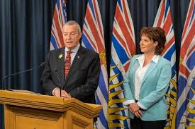 Christy Clark Cabinet What Christy Clark Said And What Christy Clark Meant With Today U0027s