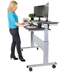 standing desks u0026 healthy office furniture stand up desk store