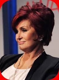how to get sharon osbournes haircolor the short red brown sharon osbourne hairstyles sharon osbourne