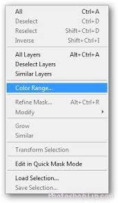 menu bar in photoshop cs 6 elements u2013 part 4 the basic menu