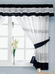 best modern kitchen curtains u2014 all home design ideas