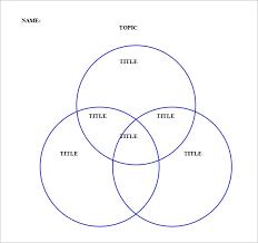 blank venn diagram templates u2013 10 free word pdf format download